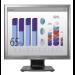 HP EliteDisplay E190i 48 cm (18.9 Zoll) 1280 x 1024 Pixel LED Silver