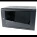 EXC 755103 rack cabinet 12U Wall mounted rack Black