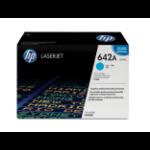 HP 624A Origineel Cyaan 1 stuk(s)
