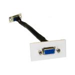 Cables Direct ZZ-MOD-SVGA keystone module