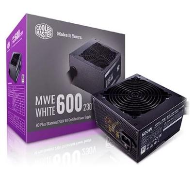 COOLER MASTER COOLERMASTER MWE 600W 80 PLUS WHITE PSU