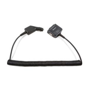 Intermec 852-074-001 adaptador e inversor de corriente Auto Negro