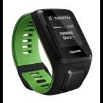 TomTom Runner 3 Cardio Black/Green (L)