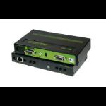 ConnectPRO EOC-KVMUSA1 AV transmitter & receiver Black,Green AV extender