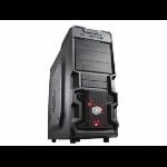 Cooler Master K 380 Midi-Tower Black computer case