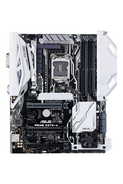 ASUS PRIME Z270-A Intel Z270 LGA1151 ATX motherboard