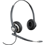 Plantronics Encore Pro HW720 Binaural Head-band Black