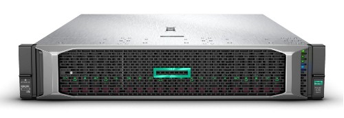 Hewlett Packard Enterprise ProLiant DL385 Gen10 server 72 TB 2.8 GHz 32 GB Rack (2U) AMD EPYC 800 W DDR4-SDRAM