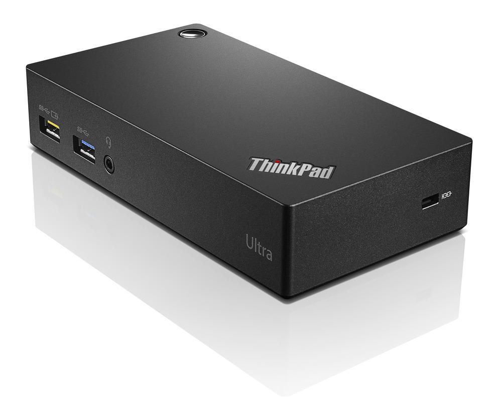 Lenovo ThinkPad USB 3.0 Ultra Wired USB 3.0 (3.1 Gen 1) Type-A Black