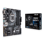 ASUS MB Int Prime B360M A DDR4 MATX