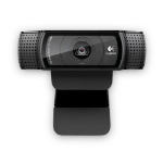 Logitech G HD Pro C920 webcam 1920 x 1080 pixels USB 2.0 Black