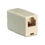 Microconnect Adapter RJ11-RJ11 RJ11 RJ11 White cable interface/gender adapter