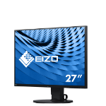 "EIZO FlexScan EV2780-BK 27"" Quad HD IPS Black computer monitor LED display"