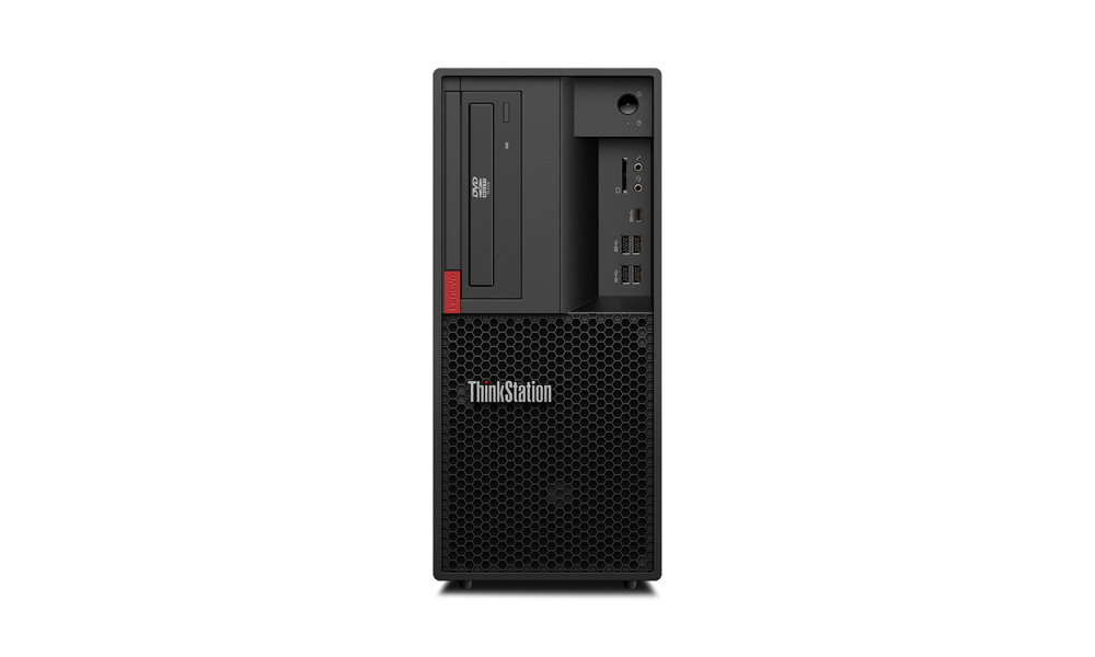 Lenovo ThinkStation P330 8th gen Intel® Core™ i7 i7-8700K 16 GB DDR4-SDRAM 512 GB SSD Black Tower Workstation