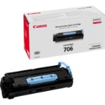 Canon 0264B002 (706) Toner black, 5K pages @ 5% coverage