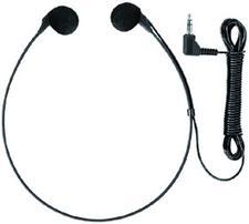 Olympus E 102 - Headphones ( Vertical ) - Black