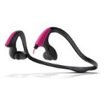 Energy Sistem Running Two Rosa Intraaural Banda para cuello auricular