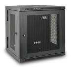 Tripp Lite 12U Wall Mount Rack Enclosure Server Cabinet Hinged with Doors & Sides