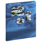 Hama Singo photo album Blue 60 sheets