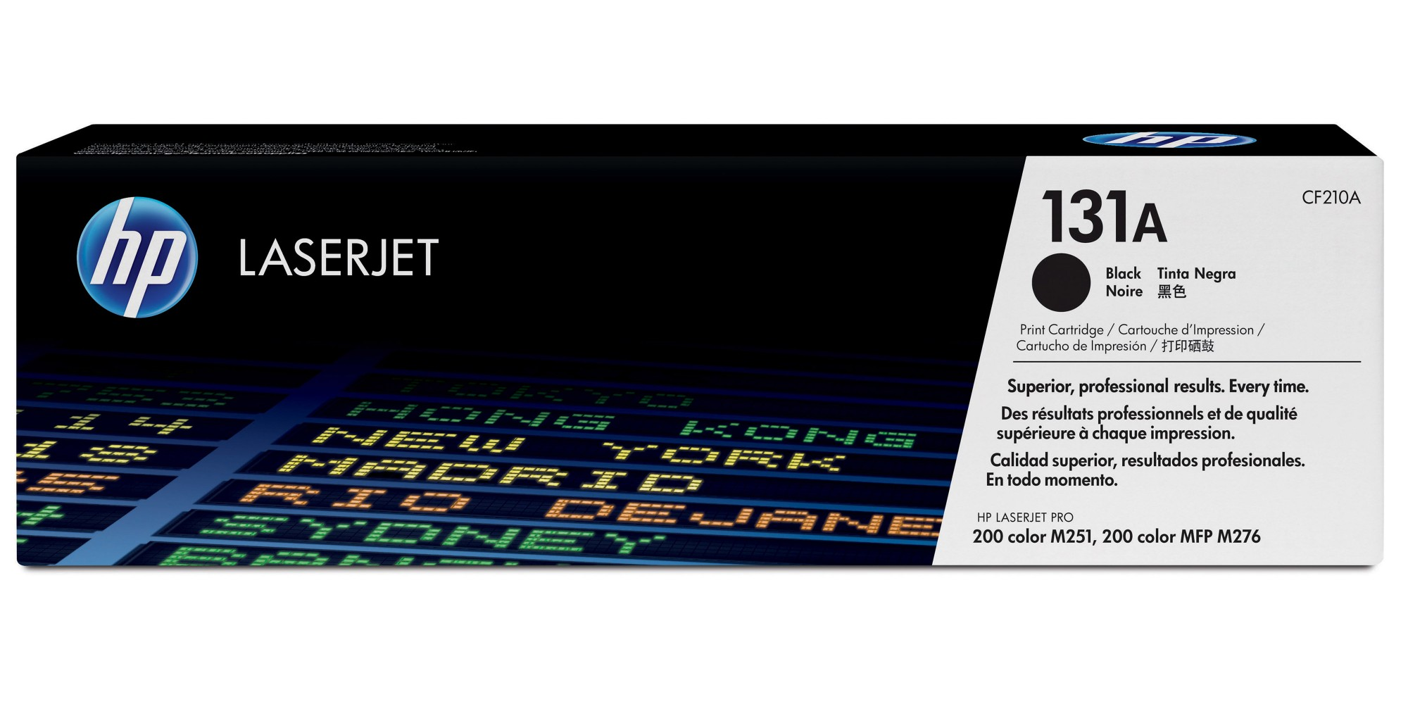HP 131A Origineel Zwart 1 stuk(s)