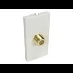Cables Direct AV-MOD1FCONN socket-outlet TV White
