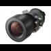 NEC NP43ZL lente de proyección