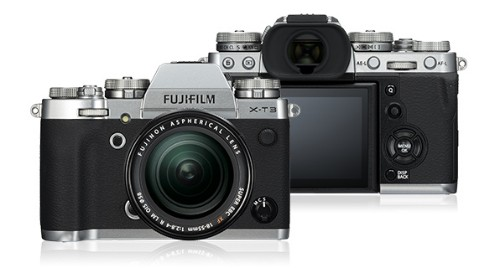 Fujifilm X -T3 + XF 18-55mm F2.8-4 R LM OIS MILC 21.6 MP CMOS 6240 x 4160 pixels Black, Silver