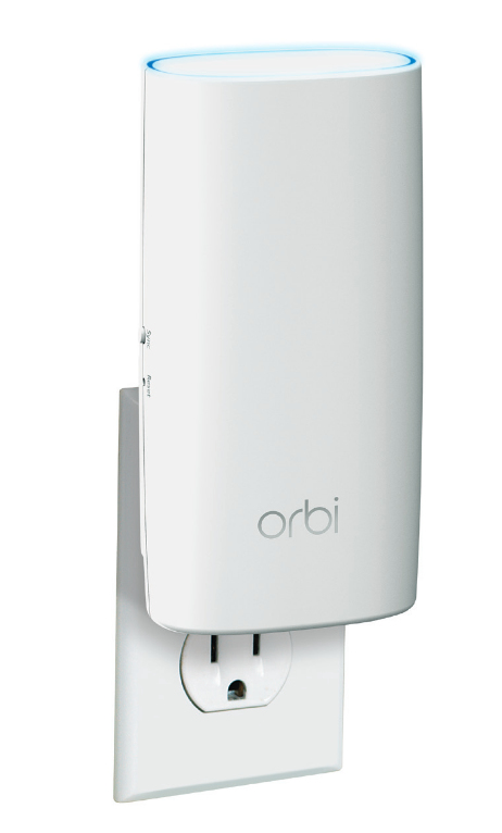 Netgear RBW30 Network repeater White 10,100,1000Mbit/s