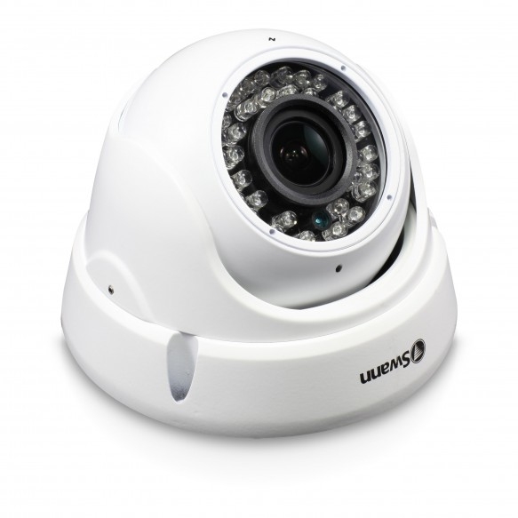 Swann PRO-1080ZLD HD Zoom Day Night Dome Security Camera indoor & Outdoor 1080P
