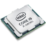 Intel Core ® ™ i9-7900X X-series Processor (13.75M Cache, up to 4.30 GHz) 3.3GHz 13.75MB L3 processor
