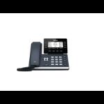 Yealink SIP-T53W IP phone Black 8 lines LCD Wi-Fi