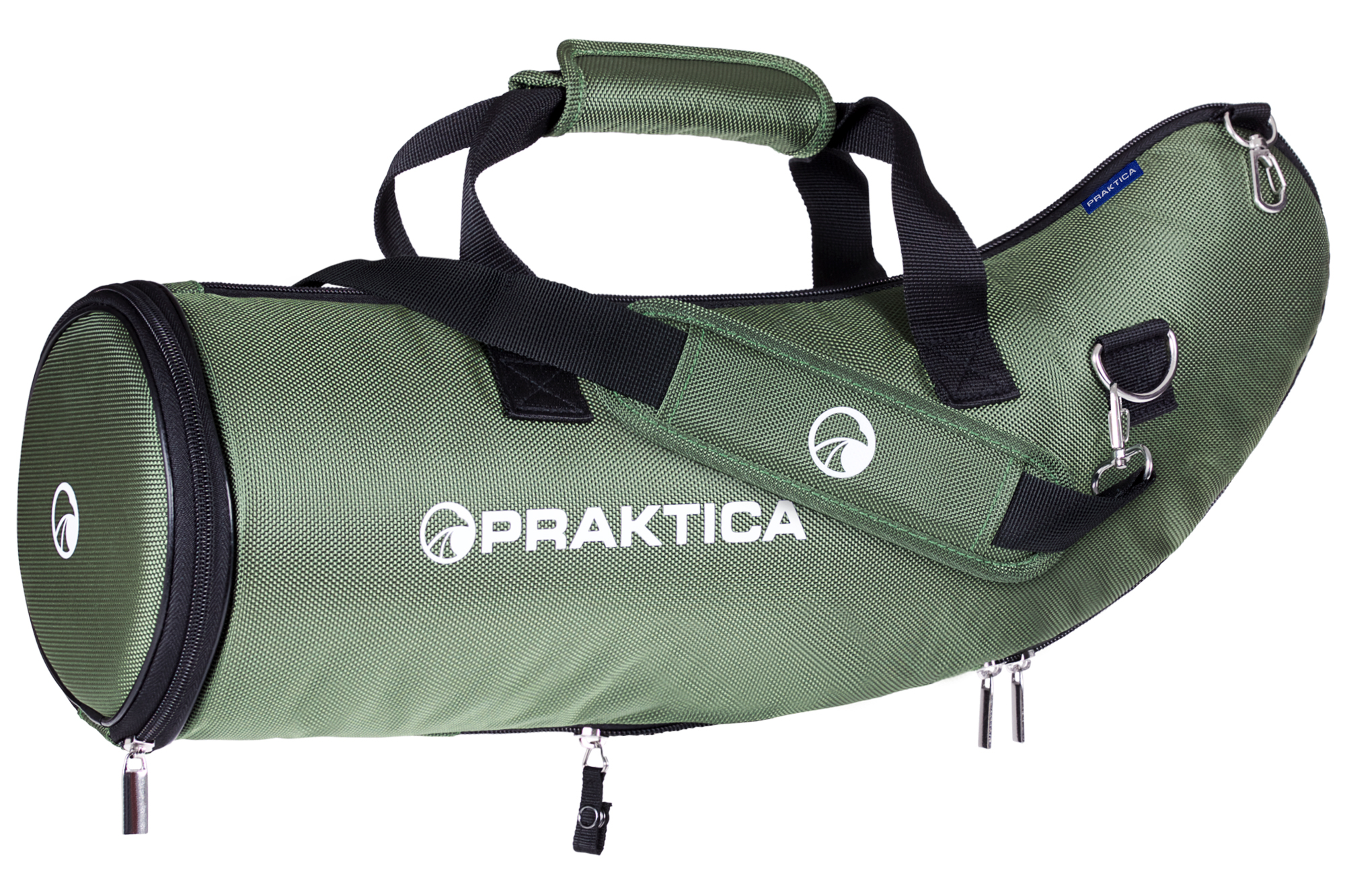 Praktica Stay-on Spotting Scope Case Fully Padded with Sling Strap