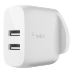 Belkin WCB002MYWH mobile device charger Indoor White