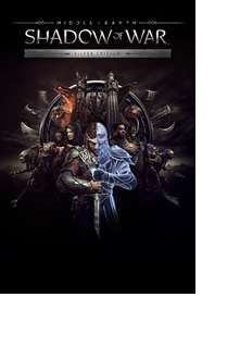 Microsoft Middle-earth: Shadow of War, Xbox One Basic German