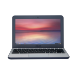 "ASUS Chromebook C202SA-GJ0025-OSS 1.6GHz N3060 Intel® Celeron® 11.6"" 1366 x 768pixels Blue, Grey Chromebook"
