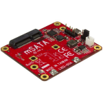 StarTech.com USB to mSATA Converter for Raspberry Pi and Development Boards