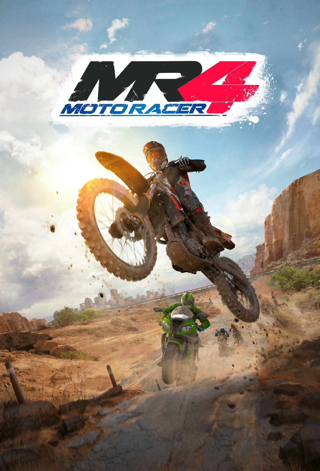 Nexway Moto Racer 4 - Digital Deluxe Edition Video game downloadable content (DLC) PC/Mac Español