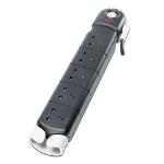 APC PL5B-GB 5AC outlet(s) 230V 1m Black surge protector