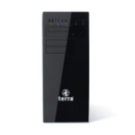 Wortmann AG TERRA PC-BUSINESS 6000 SILENT AMD Ryzen 3 3200G 4 GB DDR4-SDRAM 500 GB SSD Midi Tower Black Windows 10 Home