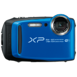 "Fujifilm FinePix XP120 Compact camera 16.4MP 1/2.3"" CMOS 4608 x 3456pixels Black,Blue"