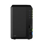 Synology DiskStation DS218 Ethernet LAN Desktop Black NAS DS218/8TB-N300