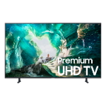 "Samsung Series 8 UN55RU8000FXZA TV 55"" 4K Ultra HD Smart TV Wi-Fi Grey"