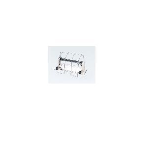 OKI 40108610 printer cabinet/stand Black,Silver