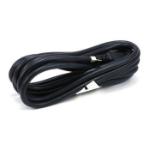 "Lenovo 00MJ237 power cable Black 110.2"" (2.8 m) C13 coupler"