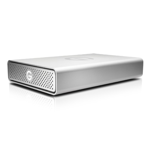 G-Technology G-DRIVE USB external hard drive 8000 GB Silver