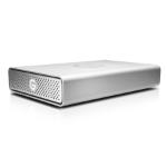 G-Technology G-DRIVE USB 8000GB Silver external hard drive