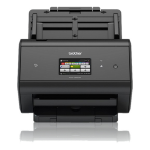Brother ADS-2800W scanner 600 x 600 DPI ADF scanner Black A4