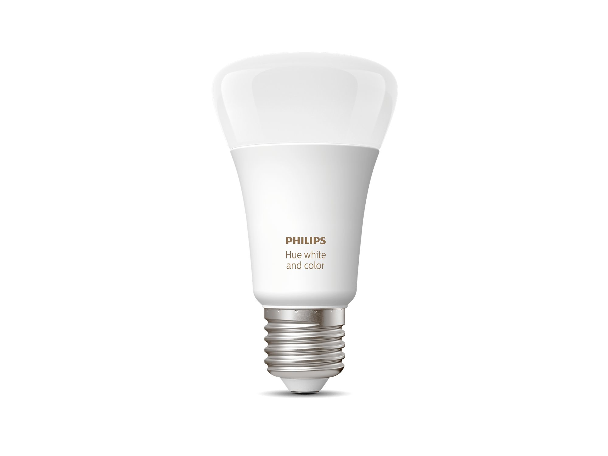 Philips Hue White and Color ambiance Pack de 1 E27