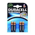 Duracell Ultra Power AAA 4 Pack Single-use battery Alkaline 1.5 V