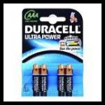Duracell Ultra Power AAA 4 Pack Single-use battery Alkaline